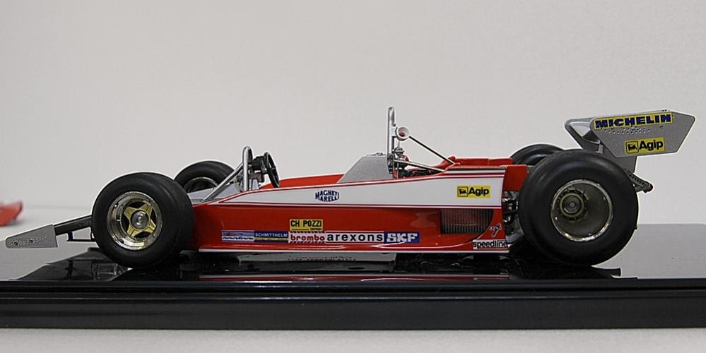 フェラーリ 312T3-7