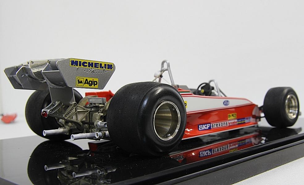 フェラーリ 312T3-9