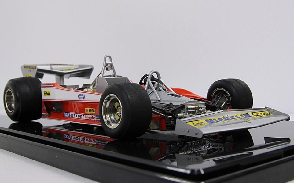 フェラーリ 312T3-10