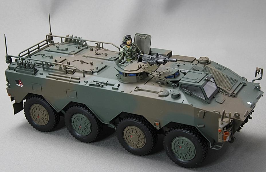 陸上自衛隊 96式装輪装甲車 A型-1