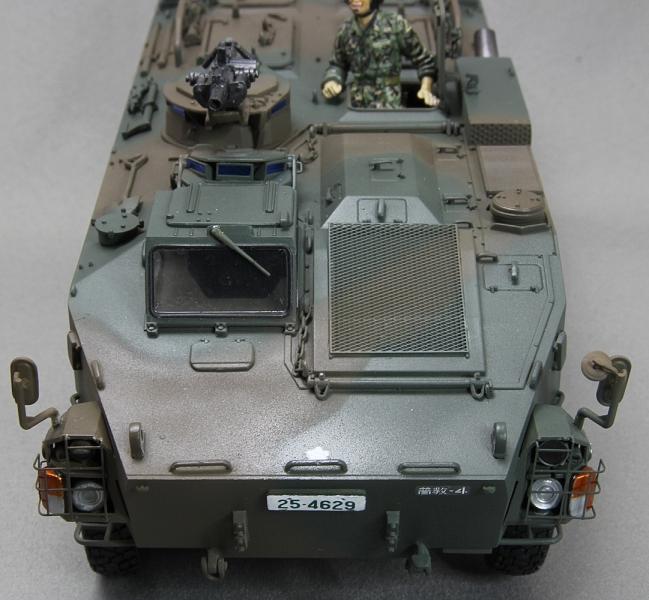 陸上自衛隊 96式装輪装甲車 A型-4