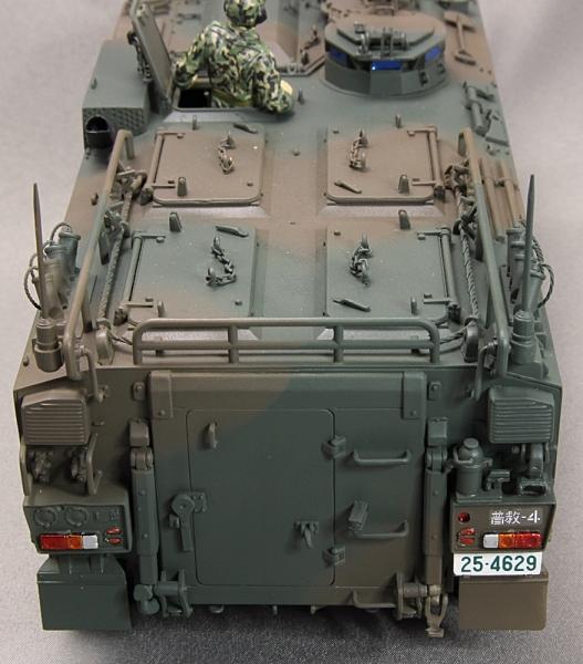 陸上自衛隊 96式装輪装甲車 A型-5