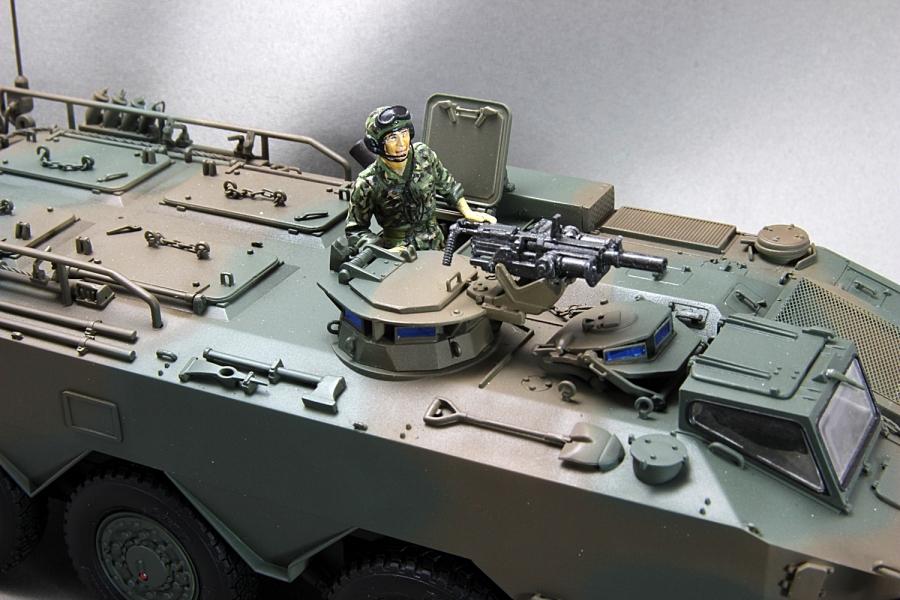 陸上自衛隊 96式装輪装甲車 A型-2