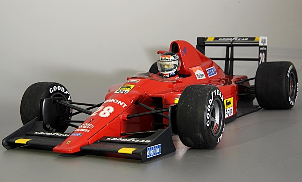 フェラーリ F189-1