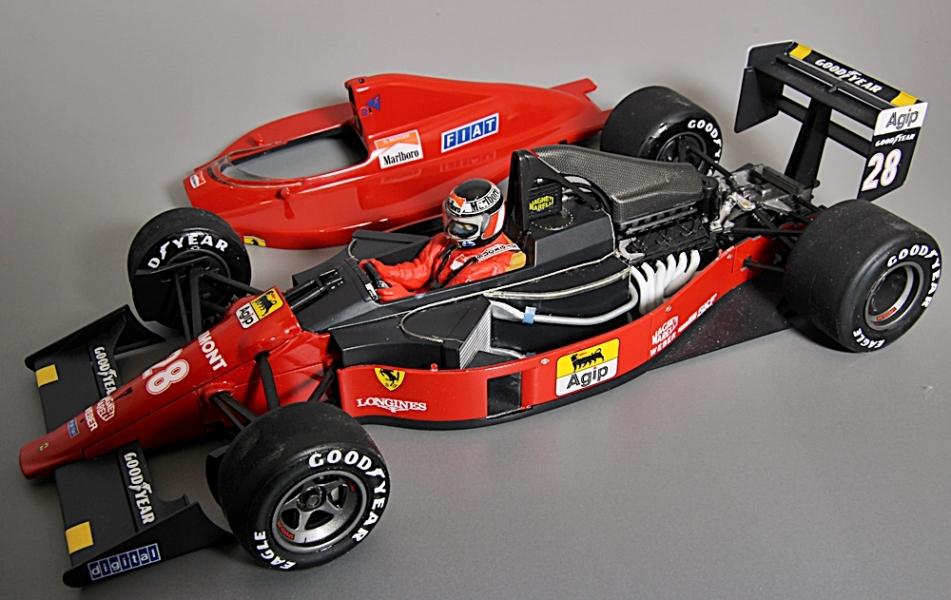 フェラーリ F189-7