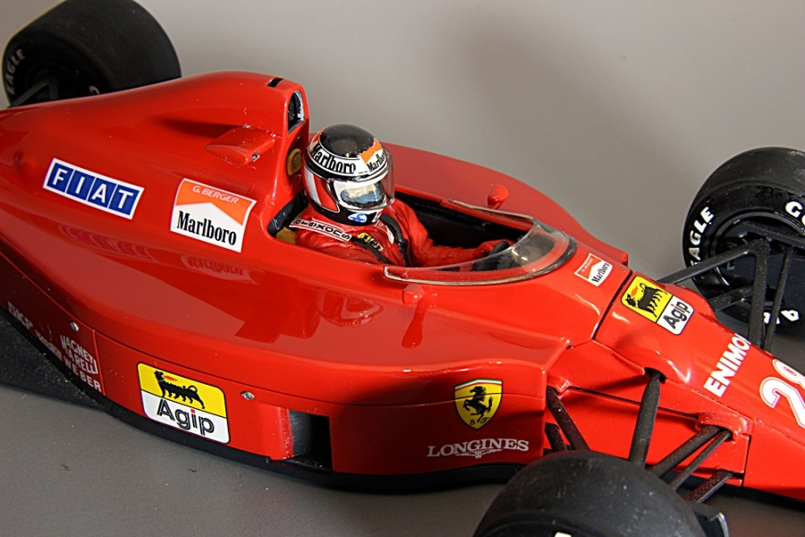 フェラーリ F189-4