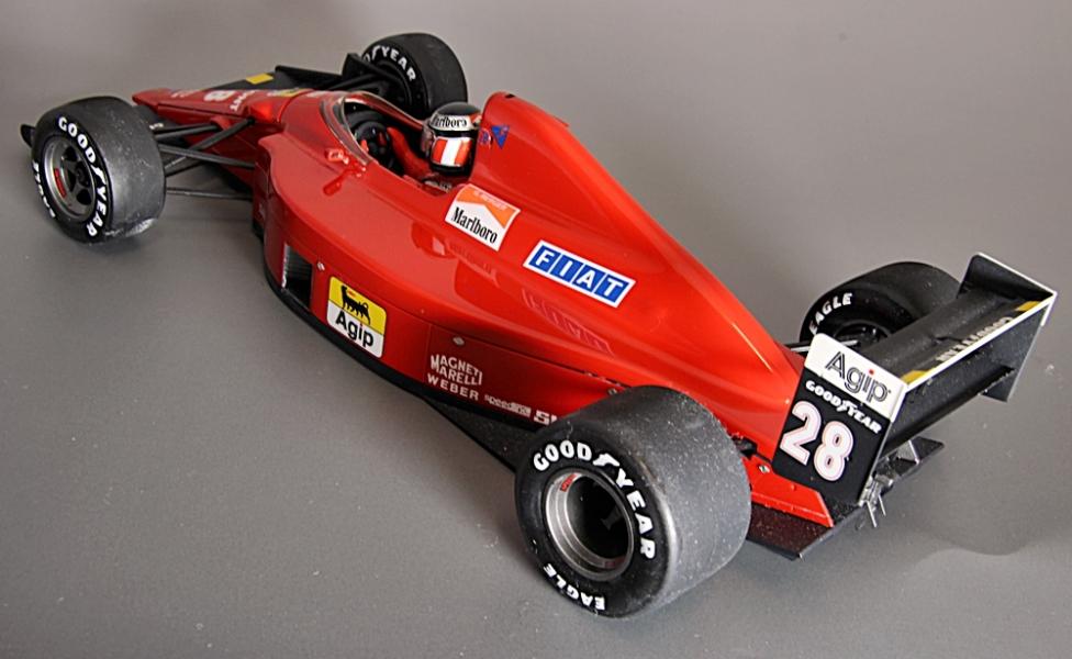 フェラーリ F189-8