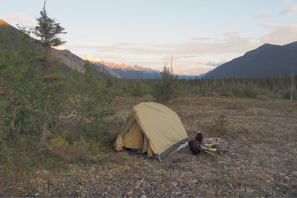20150805カナダ野宿