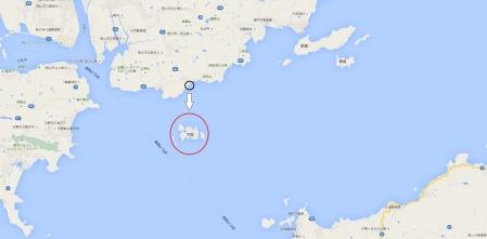 犬島MAP2