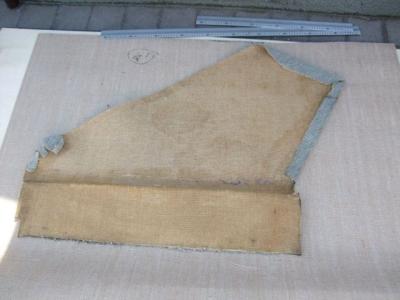 階段カーペットの型
