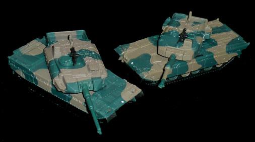 UCC 陸・海・空 自衛隊コレクション 90式戦車&10式戦車