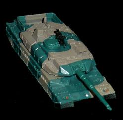 UCC 陸・海・空 自衛隊コレクション 10式戦車
