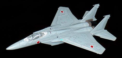UCC 陸・海・空 自衛隊コレクション F-15J