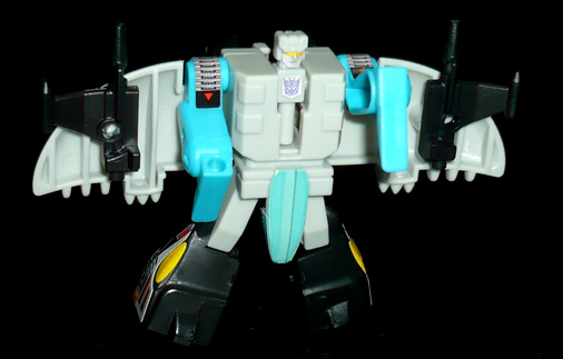 シーコンズ 海洋工作兵 クラーケン ロボットモード