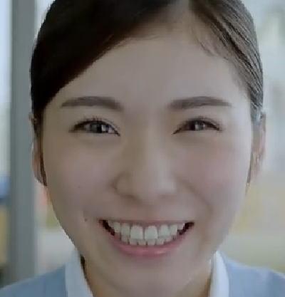 NTT東日本 松岡茉優