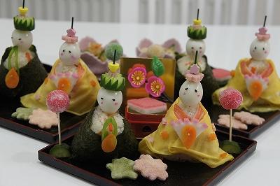 2015おひな様ご飯3
