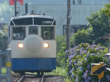 近永駅 鉄道ホビートレイン  1