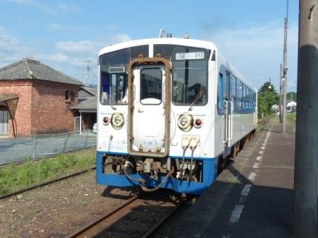 近永駅 鉄道ホビートレイン  4