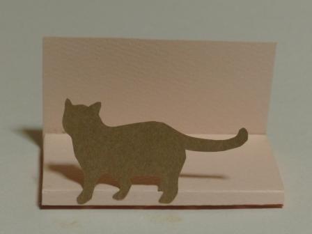 カード 猫のカード 2