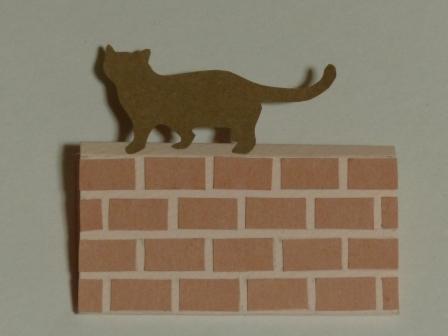カード 猫のカード 1