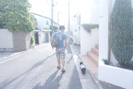 夏休み最後の日 (2)