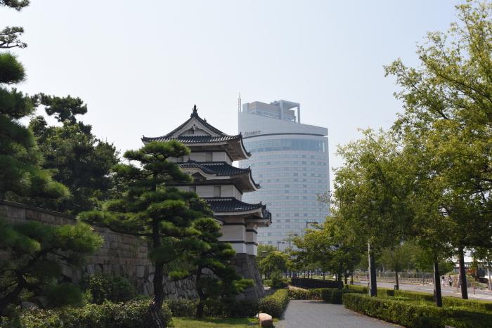 城とホテル