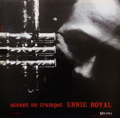 Ernie Royal Accent On Trumpet Urania UJLP 1203