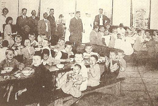 日本に来たポーランドの孤児