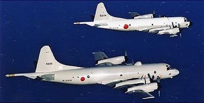 s-海自対潜哨戒機P-3C