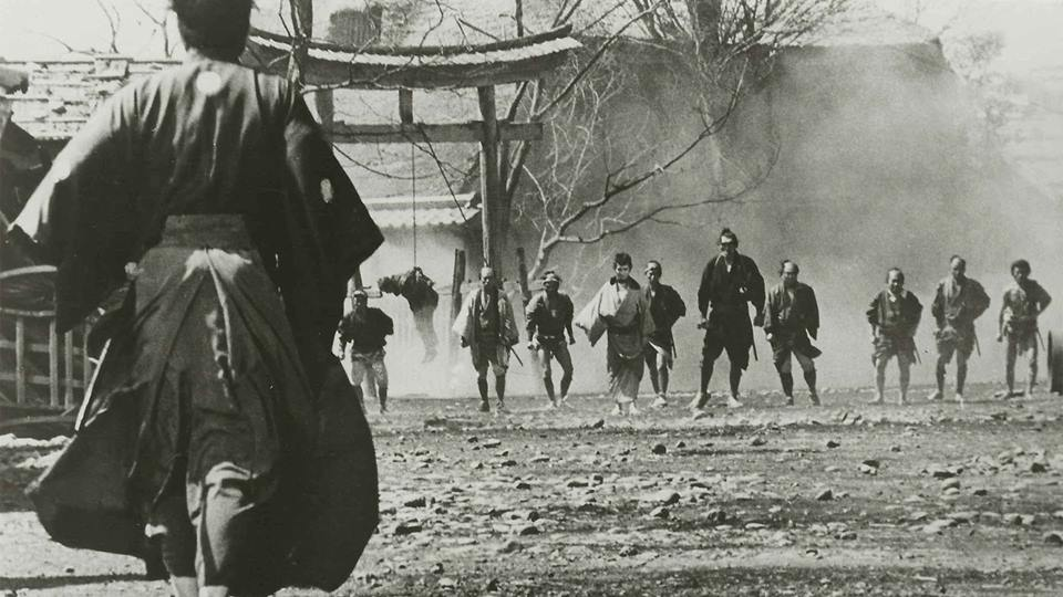 Yojimbo Movie