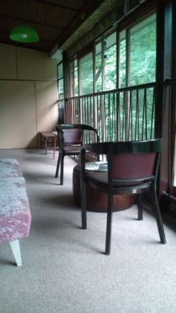 レトロな旅館