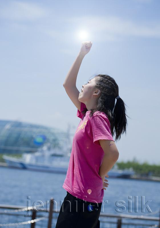 おなはま海遊祭_流星小粋_1