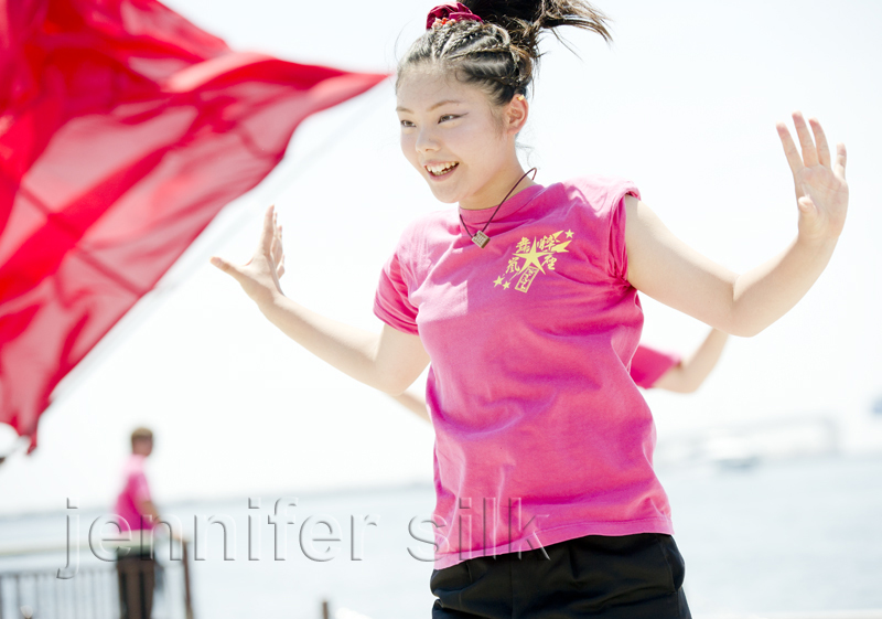 おなはま海遊祭_流星小粋_6