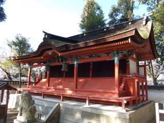 多田神社六所宮