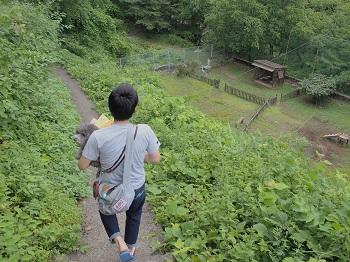 秋川渓谷20150814-3