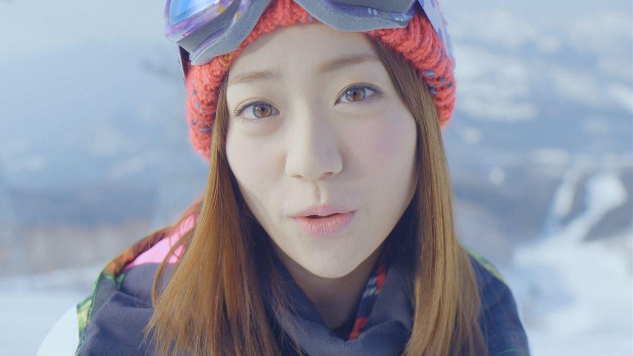 優子スキーCM2