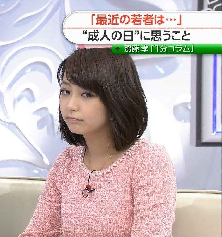 TBS宇垣美里20