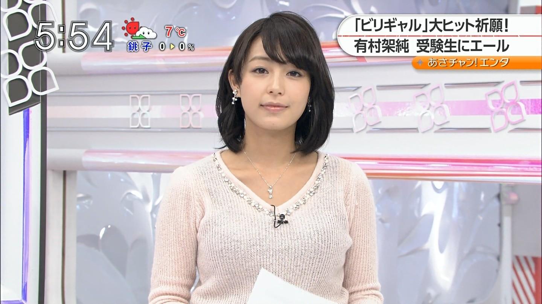 TBS宇垣美里36