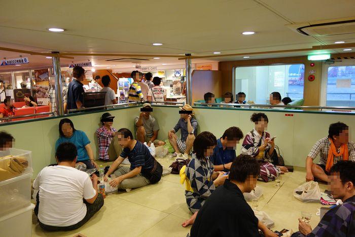 久保山酒店フェリー大試飲会2015-6
