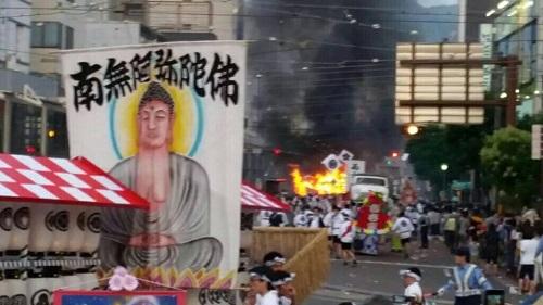 精霊流し2015-1