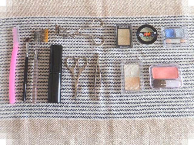 メイク道具3