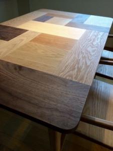 パッチワークテーブル(天板)