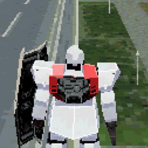 試作型ジムコマンド(機動戦士ガンダム外伝)