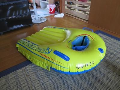 07-28 スノーケル用ボート