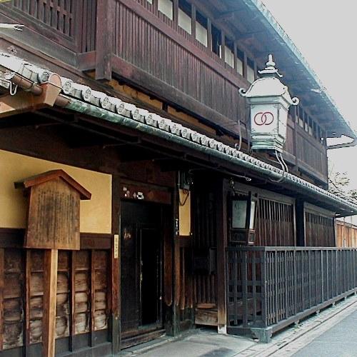 京都・島原~輪違屋