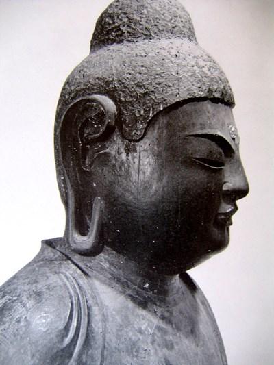 中郡・王福寺~薬師如来像(重文・平安)
