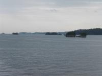 五大堂から観る松島湾
