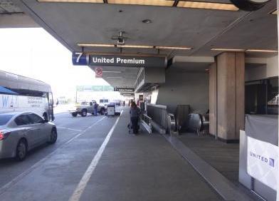 UA 0356便(LOS ANGELES - LAS VEGAS)1