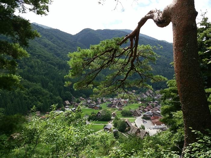お盆明け〜残りの夏休みを白川郷で過ごそう☆ ①