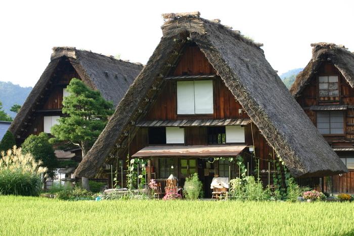 お盆明け〜残りの夏休みを白川郷で過ごそう☆ ⑦